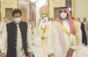 Pakistan Başbakanı İmran Han, Suudi Arabistan Veliaht...