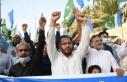 Pakistan'da İsrail karşıtı protesto