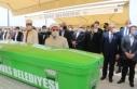 TBMM Başkanı Şentop ve Ticaret Bakanı Muş, Güler'i...