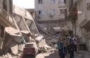 Zeytinburnu Belediyesi'nden çöken binayla ilgili...