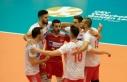 A Milli Erkek Voleybol Takımı, CEV Avrupa Altın...