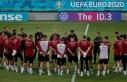 A Milli Futbol Takımı Bakü'deki ilk çalışmasını...