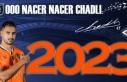 Chadli, 2 yıl daha Başakşehir'de