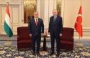 Cumhurbaşkanı Erdoğan Brüksel'de ikili temaslarda...