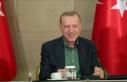Cumhurbaşkanı Erdoğan, çevrim içi 'Babalar...