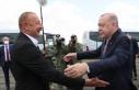 Cumhurbaşkanı Erdoğan, Fuzuli'de Aliyev tarafından...