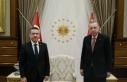 Cumhurbaşkanı Erdoğan, Sayıştay Başkanı Baş'ı...
