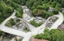 Doğanın kalbindeki tarihi 'Çifte Köprüler'...