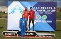 Erzurum'da düzenlenen Sprint Relay Cup sona...