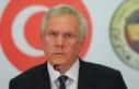 Eski Fenerbahçe Kulübü Başkanı Yıldırım kongrede...
