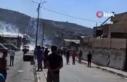 İsrail güçlerinden Nablus'ta Filistinli göstericilere...