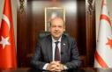 """KKTC Cumhurbaşkanı Tatar'dan Türkiye'ye """"Turcovac""""..."""