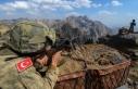 Irak'ın kuzeyinde 3 PKK'lı terörist etkisiz...