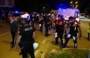 Samsun'da Yunus polisleri kaza yaptı: 2'si polis...