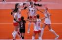 A Milli Kadın Voleybol Takımı, son olimpiyat şampiyonu...