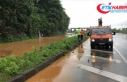Rize'de yoğun yağış beklenen bölgelerde...