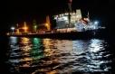 Çanakkale Boğazı'nda çarpışan gemi İzmir'e...
