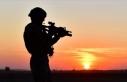 Irak'ın kuzeyindeki Avaşin bölgesinde bir...