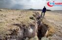 Konya AFAD'ın yüzey yarıkları raporunda,...