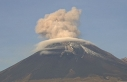 Meksika'daki Popocatepetl Yanardağı faaliyete...
