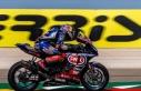 Milli motosikletçi Toprak Razgatlıoğlu İspanya'da...