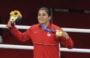 Olimpiyat şampiyonu milli boksör Busenaz hazırlıklara...