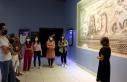 Zeugma Mozaik Müzesi'nin 'gönüllü gençleri'ne...