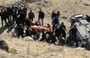 Bingöl'deki kazada ölü sayısı 4'e yükseldi