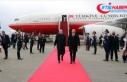 Cumhurbaşkanı Erdoğan Fuzuli Uluslararası Havalimanı'na...