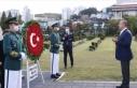 Dışişleri Bakanı Çavuşoğlu, Kore Savaşı şehitlerinin...