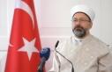 """Diyanet İşleri Başkanı Erbaş: """"Dini istismar..."""