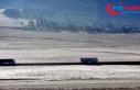 Erzurum ve Kars'ta termometreler sıfırın altında...