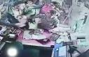 Esenyurt'ta kadın hırsızlar yakalanınca soyunma...