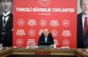 İçişleri Bakanı Soylu: Tunceli'de şu anda 3...