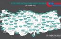 İllere göre her 100 bin kişide görülen Kovid-19...