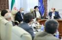 """İran Cumhurbaşkanı Reisi: """"Benzin sistemine yapılan..."""