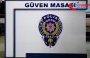 Polis merkezi amirliklerindeki 'Güven Masası'na...