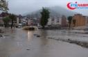 Şiddetli yağış Bozkurt'un sokaklarını yeniden...