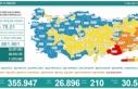 Son 24 saatte korona virüsten 210 kişi hayatını...
