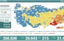 Son 24 saatte korona virüsten 215 kişi hayatını...