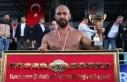 Son başpehlivan Ali Gürbüz altın kemerin 'ebedi...