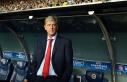 Fransız teknik direktör Arsene Wenger FIFA'da...