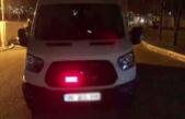Polis memuru, çakarlı araçla kaçak sigara taşırken yakalandı