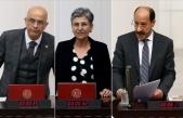 CHP'li Berberoğlu, HDP'li Güven ve Farisoğulları'nın milletvekilliği düşürüldü
