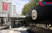 Türkiye'den Mısır'ın Pençe-Kartal ve Pençe-Kaplan operasyonlarına dair açıklamasına tepki
