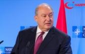 Ermenistan Cumhurbaşkanı Sarkisyan, genelkurmay başkanının görevden alınmasına ilişkin kararnameyi yine imzalamadı