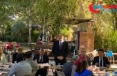 MHP'li Osmanağaoğlu Kemalpaşa'da Muhtarlarla Buluştu