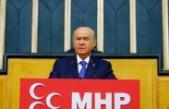 MHP Lideri Bahçeli: Darbeye heves edenlerin hevesleri kursaklarında değil mezarda kalacaktır