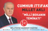 MHP'nin seçim görselleri hazır