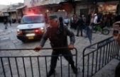 Kudüs'te bıçaklı saldırı girişimi iddiası